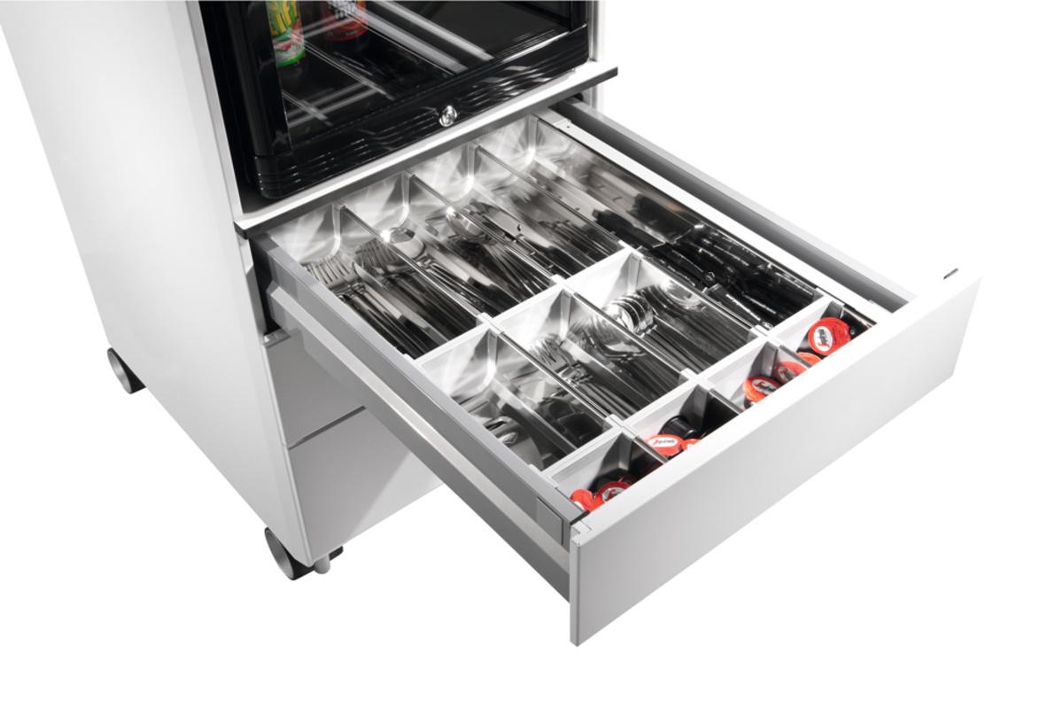 Kühlschrank Schublade : Kühlschrank caddy mit schubladen
