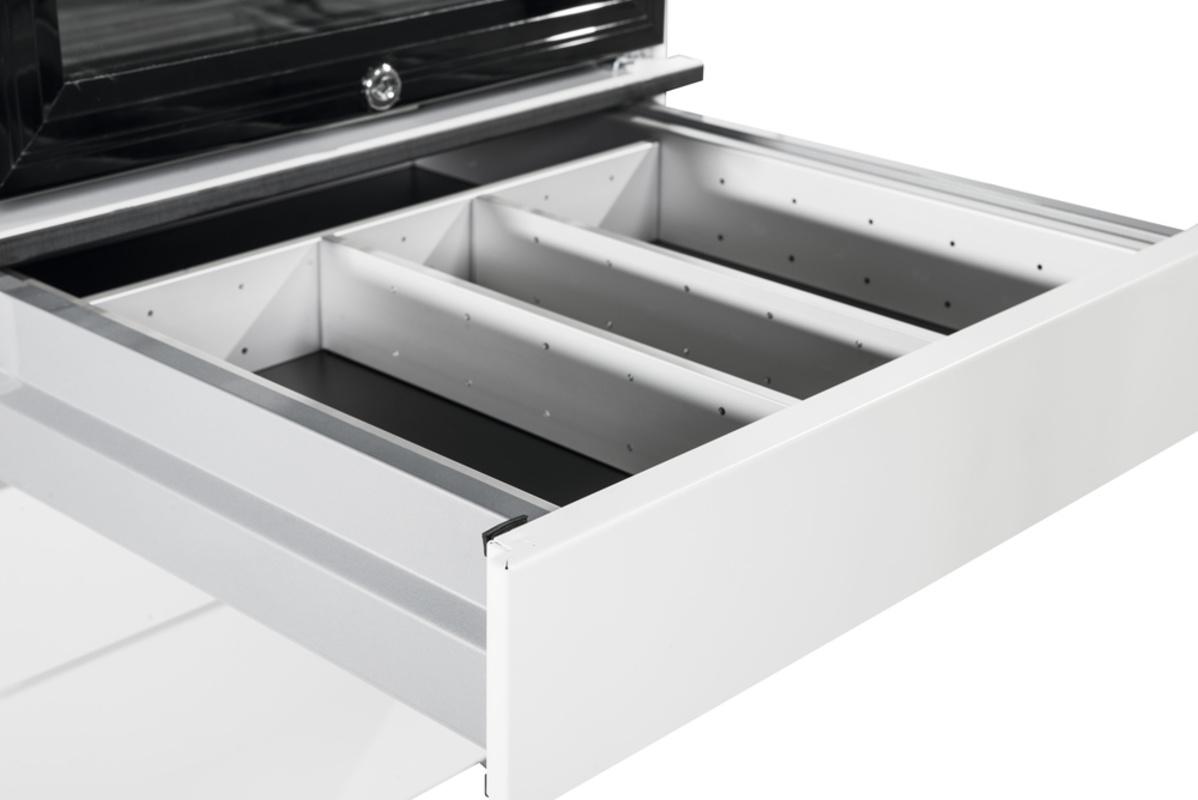 Kühlschrank Schublade : Kühlschrank caddy mit abfallsammler