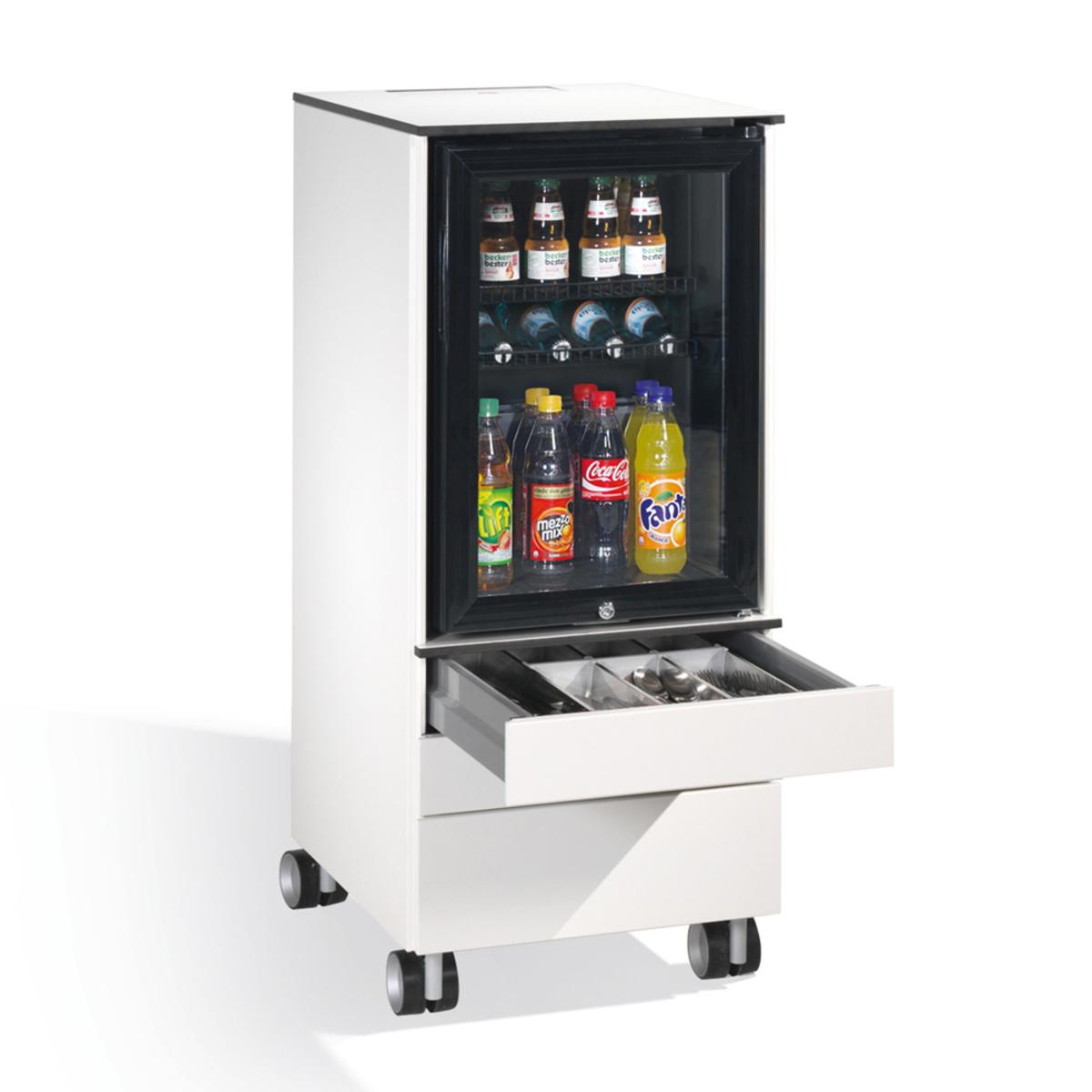 Kühlschrank Caddy Mit Schubladen