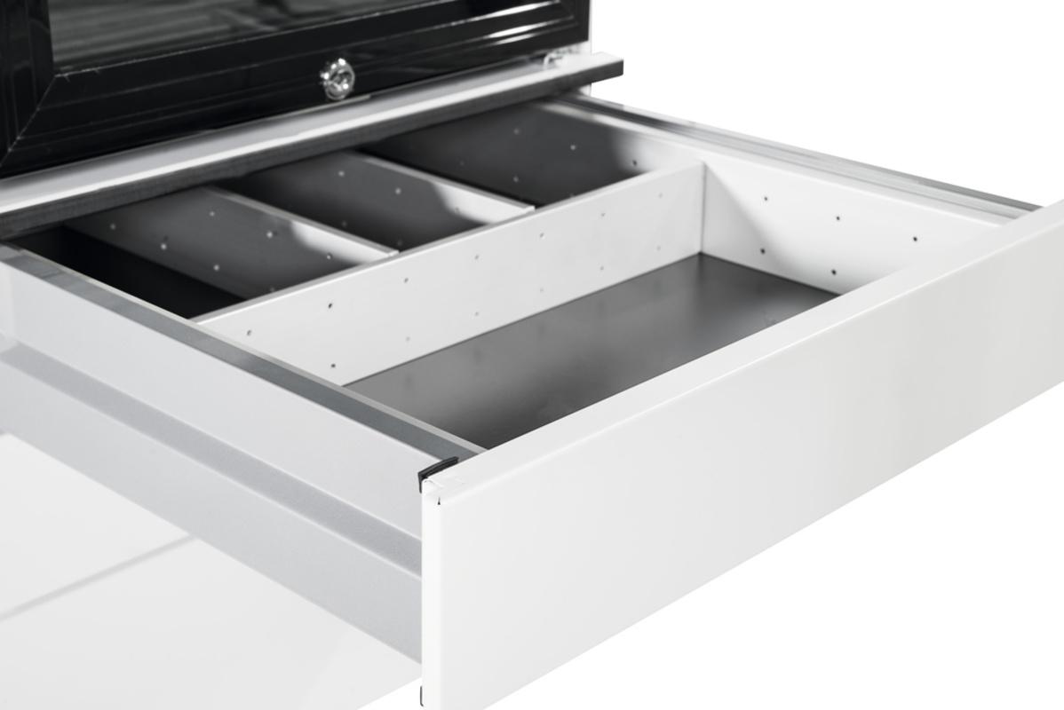 Kühlschrank Schubladen : Kühlschrank caddy mit schubladen